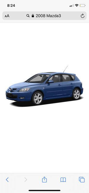 2008 Mazda 3 parting out for Sale in Pauma Valley, CA
