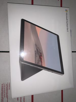 BRAND NEW Microsoft Surface Go 2 intel pentium Gold professor 64GB hard to find in stores for Sale in Hayward, CA
