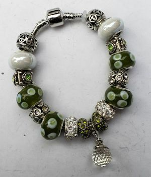 green charm bracelet 1@ $20 or 2@ $30 for Sale in Baltimore, MD