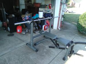 Weight bench for Sale in Smyrna, TN