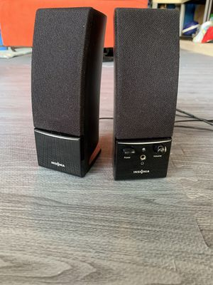 Insignia Computer Speakers for Sale in White Lake charter Township, MI