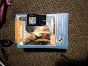 Small dog harness for everyday wear and safety in car for Sale in Evington, VA