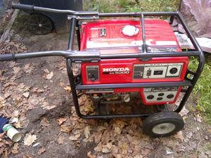 Honda EB5000 Generator for Sale in Nashua, NH