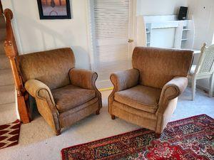 Sofa set of 2 for Sale in Sterling, VA