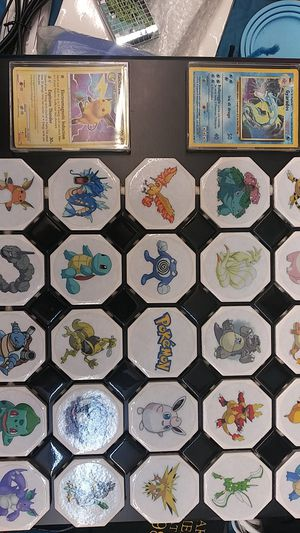 Pokemon 1995 plaque for Sale in Whitehall, OH