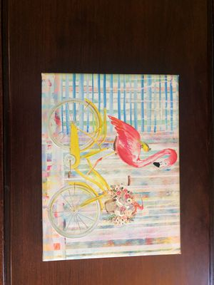 Flamingo Painting for Sale in Los Angeles, CA