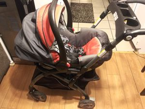 Carseat with stroller for Sale in Torrance, CA