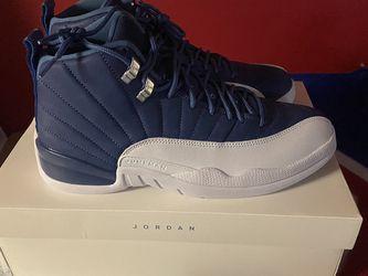 Jordan 12 Indigo Size 10 (Deadstock) for Sale in Philadelphia,  PA