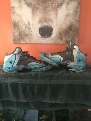 Nike Labrons , size 11 , new out of box,,, 70 DOLLARS OR BEST OFFER for Sale in Hollywood, FL