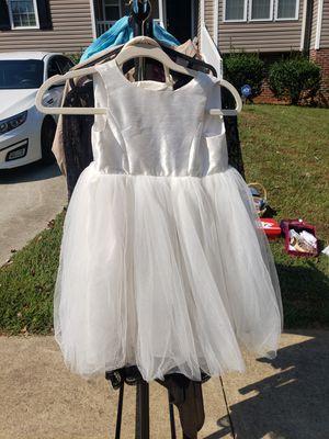 Flower girl dress - Pick up for Sale in Garner, NC