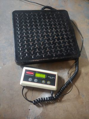 Rubbermaid scale for Sale in Holiday, FL