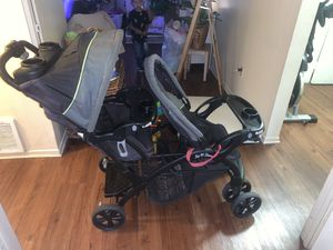 Baby trend double stroller for Sale in Glendora, CA