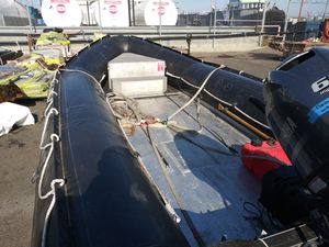 Zodiac inflatable boat for 15 people cheap!! for Sale in Los Angeles, CA