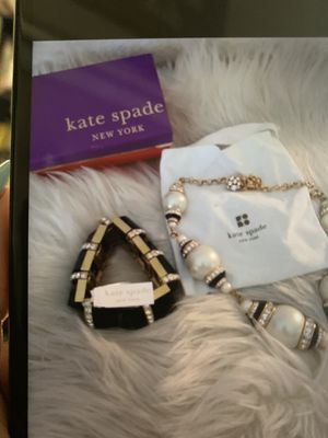 Kate spade New York bracelet & necklace new for Sale in Waukesha, WI
