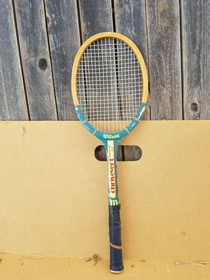 Chris evert tennis racket $10.00 for Sale in Adkins, TX
