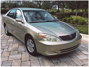 🟢 $6OO Non smoker 2002 Toyota Camry PERFECT clean title!🟢 for Sale in Washington, DC