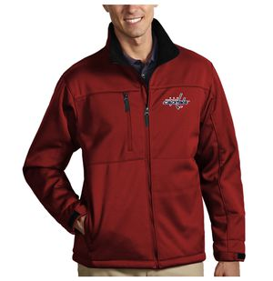 Washington Capitals Antigua Traverse Full-Zip Jacket – Red size L for Sale in Oxon Hill, MD