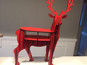 Small Deer shelf for Sale in Shrewsbury, MA