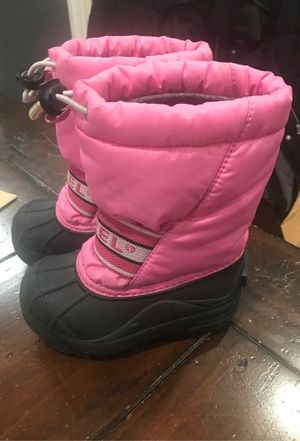 Sorel girls boots size 9 for Sale in Arlington, TX
