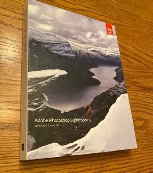 Adobe Lightroom 6 Mac and PC Brand New for Sale in Seattle, WA