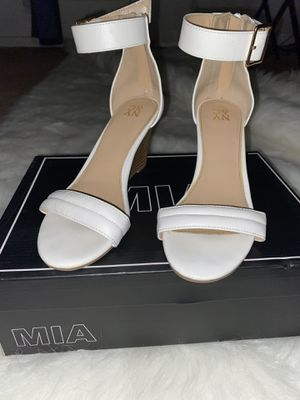 NY&Co. White Wedges for Sale in Long Beach, CA