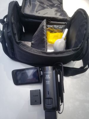 Canon camcorder for Sale in Norcross, GA