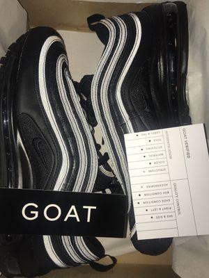 "Nike AirMaxs97 ""Triple Black"" for Sale in Los Angeles, CA"
