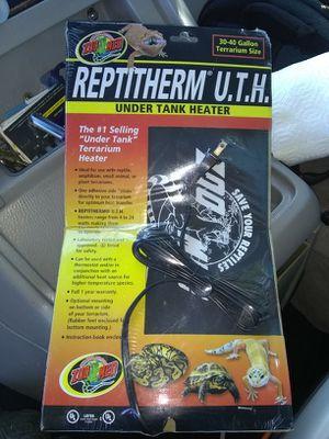 Reptile heater for Sale in Lodi, CA