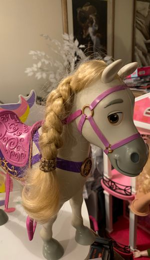 "Disney Prince Rapunzel Horse Maximus 12"" Tall for Sale in El Cajon, CA"