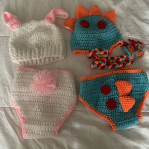 Knitted baby photography Clothes for Sale in Las Vegas, NV