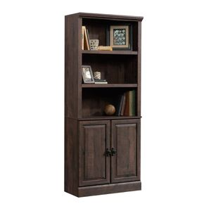 """71"""" Crossmill 3 Shelf Bookcase with Doors, for Sale in Houston, TX"""