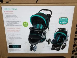 Baby Trend EZ Ride 5 Stroller, Car Seat Combo for Sale in Paducah, KY