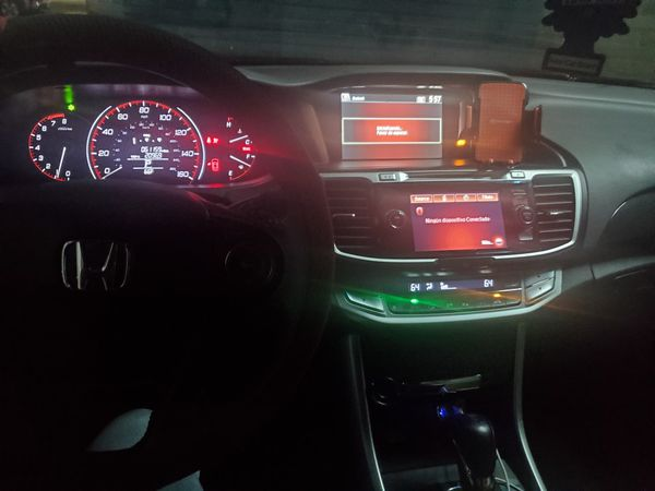 Honda acordó coupe EXL CASH 2015