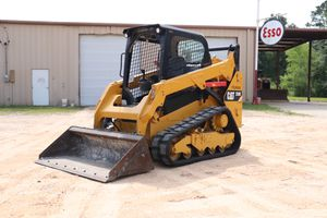 2014 Cat 259D Skid Steer for Sale in Cleveland, TX