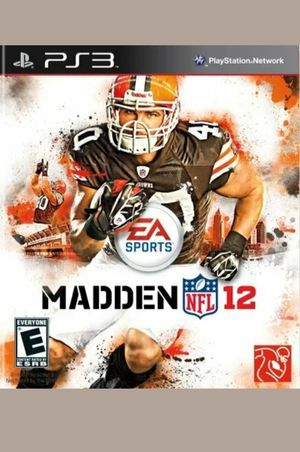 Madden 12 ps3 Game disc only for Sale in Scottsdale, AZ