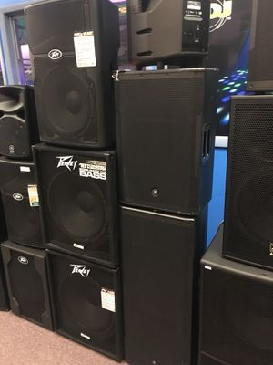 PA SYSTEM ONLY $70 DOWN for Sale in Orlando, FL
