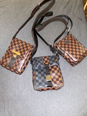 Custom made LV messenger bags for Sale in Los Angeles, CA