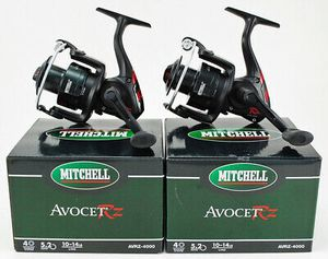 2 MITCHELL AVOCET RZ AVRZ-4000 5.2:1 GEAR RATIO spinning fishing reel New in Box for Sale in Litchfield Park, AZ