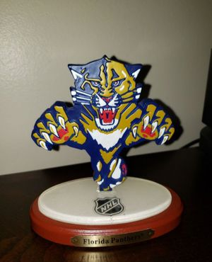 Florida Panthers Logo Plaque for Sale in Pembroke Pines, FL