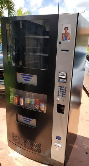VENDING MACHINE- COMBO MACHINE- free delivery for Sale in Miami, FL