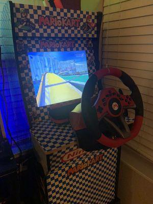 Mario kart Nintendo switch acade for Sale in Lenoir City, TN