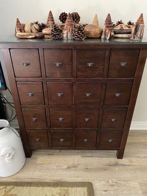 Pottery barn CD/ video cabinet for Sale in Whittier, CA