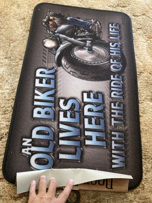 Door Mat New Biker for Sale in Phoenix, AZ