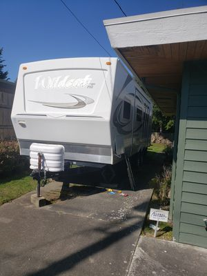 2007 27' Wildcat NW Special Edition Camper for Sale in Renton, WA