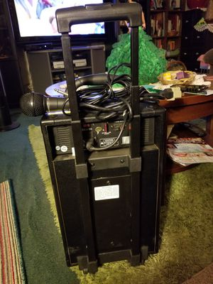 Pyle Pro Audio System w Ipod for Sale in West Covina, CA