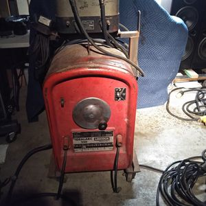 Lincoln Welder Idealarc 250 Tombstone for Sale in Spanaway, WA