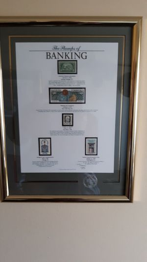 Banking stamps for Sale in Lincoln, NE