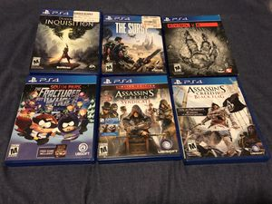 PS4 Games for Sale in Stockton, CA