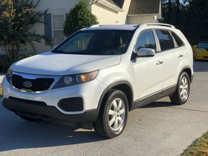 2012 Kia Sorento with third row seating for Sale in Lawrenceville, GA