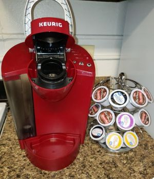 Keurig machine and spinner for Sale in Houston, TX